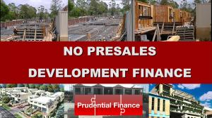 Development Finance - No Presales
